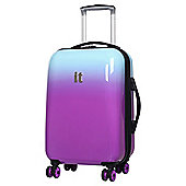 it luggage Ombre Cabin 8 Wheel Lilac/Aqua  Suitcase