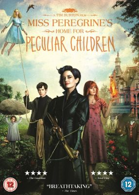 Miss Peregrines Home For Peculiar Children DVD
