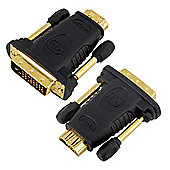 Lloytron HDMI Adapter - Female HDMI to DVI-D Male
