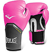 Everlast Pro Style Elite Training Boxing Gloves - Pink