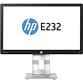 "HP Business E232 58.4 cm (23"") LED Monitor - 16:9 - 7 ms"