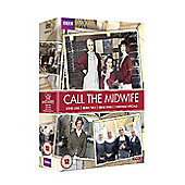 Call The Midwife Season 1-3 (DVD Boxset)
