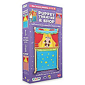 Fiesta Crafts Tellatale Hand Puppet Theatre & Shop