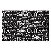 Galzone Black Coffee Placemat