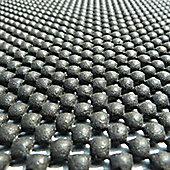 HandiWorld Anti Slip Pads(D010476)│Hi-Grip Material│98cm x 34cm│Pack of 2-Black