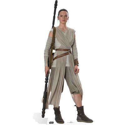 Star Wars Rey Cardboard Cutout - 1.88m