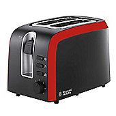 Russell Hobbs Desire 2 Slice Toaster - Black