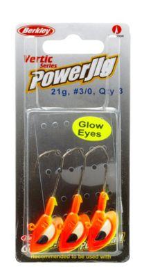 Berkley VerticHead Series Jig Head - Fluo Orange