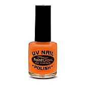 Paintglow UV Nail Polish Orange