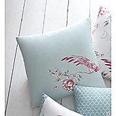 Dreams n Drapes Jade Pink Cushion Cover 43x43cm