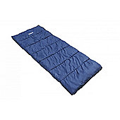 Regatta Maui 300gsm Single Sleeping Bag Navy