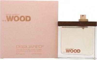 DSquared2 She Wood Eau de Parfum (EDP) 100ml Spray For Women