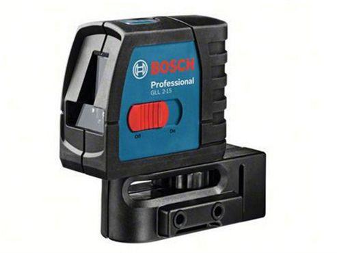 Bosch GLL 2-15 Cross Line Laser