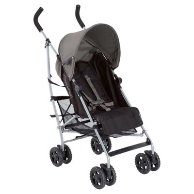 Mamas & Papas Flare Buggy, Black & Grey
