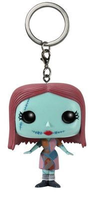 Funko Nightmare Before Christmas SALLY Pocket POP Keychain