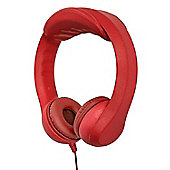 iTek Children's Flexy Headphones Red