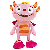 Henry Hugglemonster Talking Summer Soft Toy