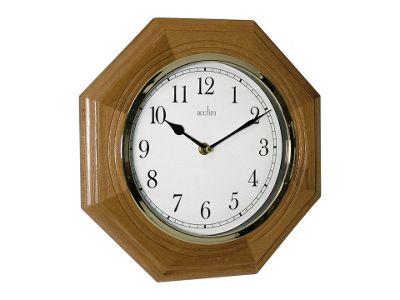 Acctim 24196 Richmond Wall Clock Oak