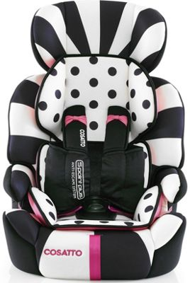 Cosatto Zoomi 123 Car Seat - GoLightly2