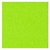 Canson Superior Crepe Paper 50cm x 250cm Spring Green