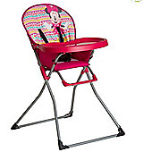 Hauck Disney Mac Baby Highchair (Minnie Geo Pink)