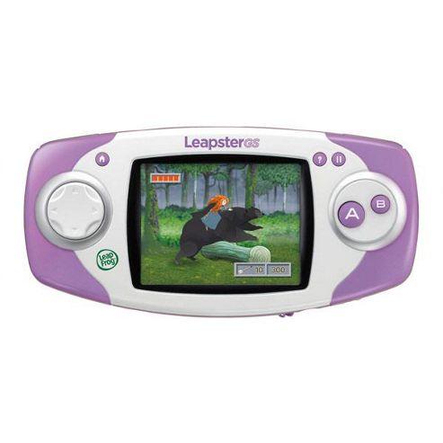 LeapFrog Leapster GS Explorer Learning Tablet, Pink
