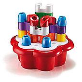 Quercetti Daisy Box Castello - Games/Puzzles