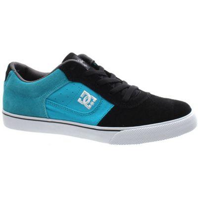 DC Cole Pro Kids Black/Blue Shoe