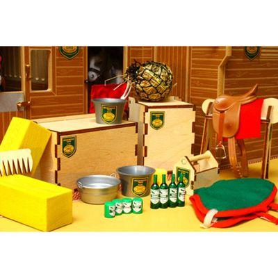 Brushwood Bt1035 Stable Accessory Set - 1:12 Farm Toys