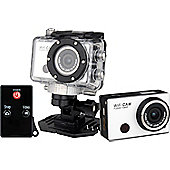 Denver HD Action Camera with Phone App, Remote & 55m Waterproof - AC-5000W