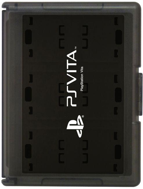 PSVita Game Case 12 (Black)