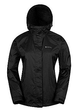 Mountain Warehouse Torrent Womens Waterproof Jacket - Black