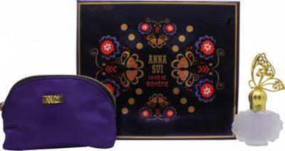 Anna Sui La Vie de Boheme Gift Set 30ml EDT + Makuep Bag For Women