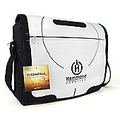 Titanfall Premium Hammond Robotics Messenger Bag, White/Black - Accessories
