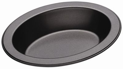 KitchenCraft Master Class Non-Stick Individual Oval Pie Dish