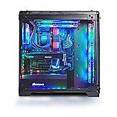 Punch eSports DT i7-7700K OC, 16GB DDR4, 2TB, 256GB nVME SSD, Nvidia GTX1080 8GB