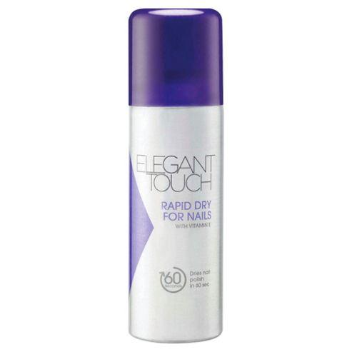 Elegant Touch Rapid Dry Nail Dry Spray