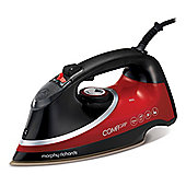 MORPHY RICHARDS-303118 Comfigrip Steam Iron with 400ML Water Tank and 2800W Power