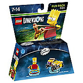 LEGO Dimensions Bart Fun Pack
