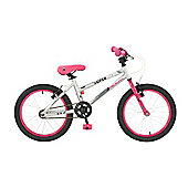 "Falcon Superlite 18"" Girls Bike"
