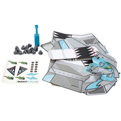 Robot Shark Construction