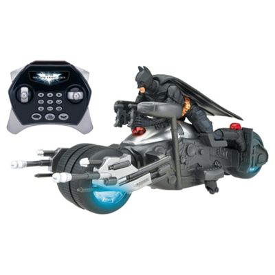 Batman The Dark Knight Rises U-Command Bat-Pod, Action Figure