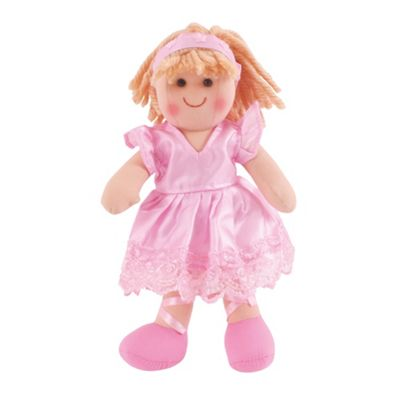 Bigjigs Toys Lily 28cm Doll