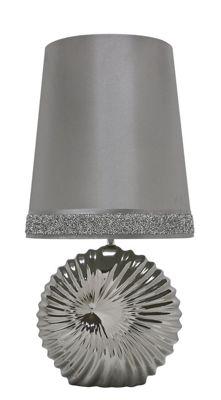 60cm Coastal Shell Table Lamp