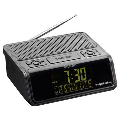 Technika DCR1301 DAB Clock Radio