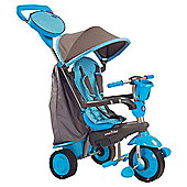 SmarTrike Swing 4-in-1 Smart Trike, Blue