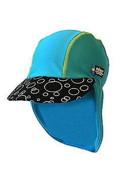 Swimpy UV Sun Hat Blue 4 to 8 Years
