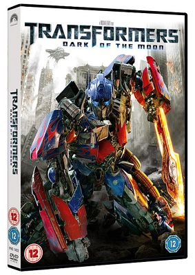 Transformers - Dark Of The Moon (DVD)