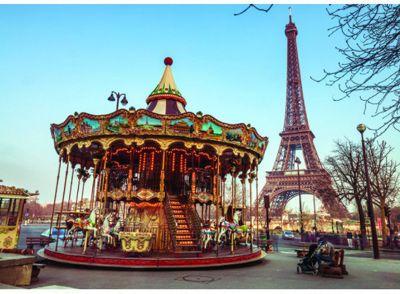 Paris - France - 1000pc Puzzle
