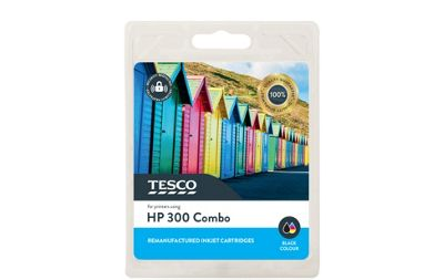 Tesco H300 Printer Ink Cartridge Combo